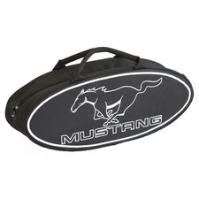 "25"" Mustang Oval Shaped Canvas Bag"
