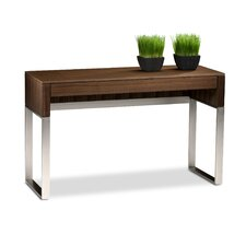 Cascadia Console Table with Drawer