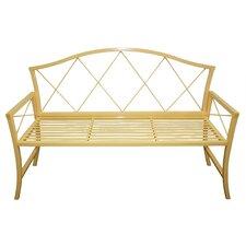 Verdana Steel Garden Bench