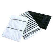 Bardwil Popcorn Kitchen Towel (Set of 3)