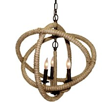 Hera 3 Light Mini Chandelier