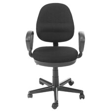 "15.7"" Mesh Office Task Chair with Arm"