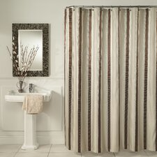 Hudson Stripe Shower Curtain