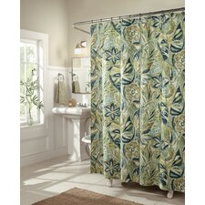 Island Breeze Shower Curtain
