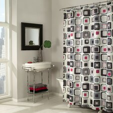 Blocks Shower Curtain