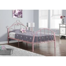Twin Wrought Iron Bed