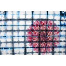"""Floral & Botanical """"Caged Peony"""" Graphic Art"""
