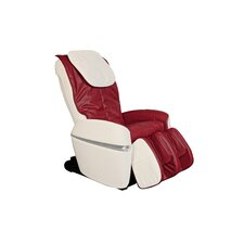 OS-2000 Faux Leather Combo Massage Chair