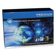 CE255X Compatible Toner Cartridge, 12000 Page Yield, Black