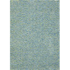 Vivoli Green and Blue Kids Area Rug