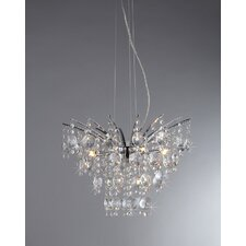 Artemis 9 Light Crystal Chandelier