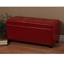 Ariel Upholstered Storage Bedroom Bench