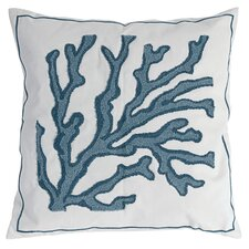 Accent Cotton Throw Pillow
