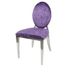 Charlene Side Chair in Purple