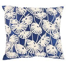Fantail Pillow in Blue