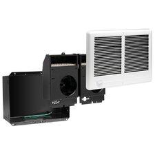 Com-Pak Plus Twin Series 3,000 Watt Wall Insert Electric Fan Heater