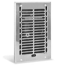 1,000 Watt Wall Insert Electric Fan Heater