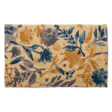Nature Studies Floral Doormat