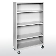 "Mobile 58"" Standard Bookcase"