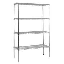 Heavy Duty Shelf Wire Shelving Unit