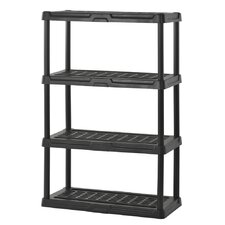 Plastic 3 Shelf Shelving