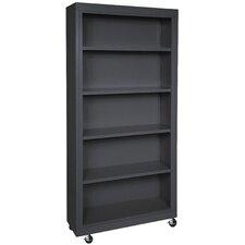 "Elite Mobile Welded 72"" Standard Bookcase"
