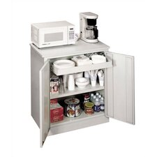 Refreshment 2 Door Storage Cabinet