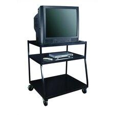 Wide Body TV Monitor Cart