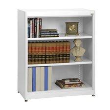 "Elite Radius Edge Stationary 42"" Standard Bookcase"