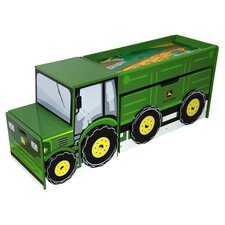 Tractor Toy box Set