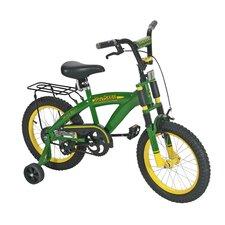 "16"" John Deere Bike with Training Wheels"