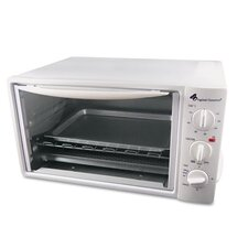 Coffee Pro Multi-Function Toaster Oven with Multi-Use Pan