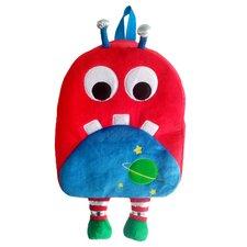 KiddyBopBags Space Monster Backpack