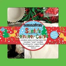 Santa's Reindeer Cakes Kit