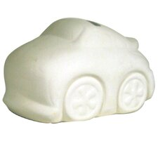 Paint Your Own Car Mini Bank (Set of 2)