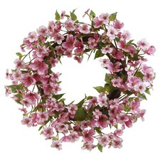 Dogwood Wreath