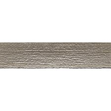 """Driftwood 3"""" x 12"""" Glass Wood Tile in Winter Gray"""