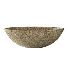Gold Hill Granite Round Vessel Bathroom Sink