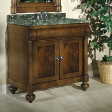 "John Adams 36"" Single Bathroom Vanity Set"