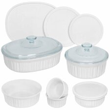 French 12 Piece Bakeware set