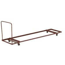 "43"" x 31"" x 90.25"" Folding Table Dolly"