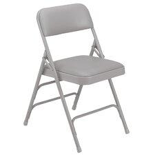 1300 Series Triple Strength Vinyl Upholstered Chair (Set of 4)
