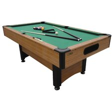 Dynasty Space Saver 6.5' Pool Table & Accessories
