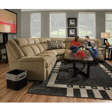 Imagine Antelope Hide-A-Bed Sectional