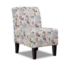 Side Chair in Beige