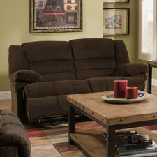 Dynasty Double Motion Loveseat