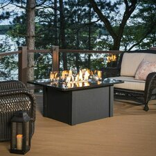Grandstone Crystal Fire Pit Table