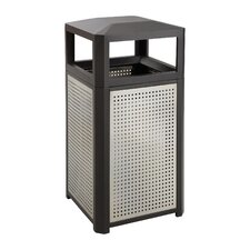 Evos Series 15-Gal Steel Waste Receptacle