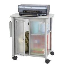 Impromptu Personal Mobile Printer Stand