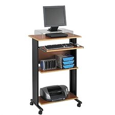 MUV Fixed Stand-Up Workstation